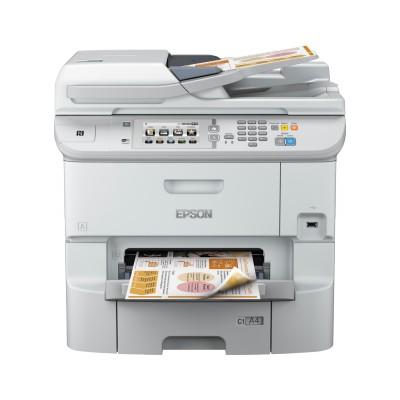 Epson WorkForce Pro WF-6590DWF 4800 x 1200DPI Inyección de tinta A4 34ppm Wifi