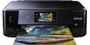 Epson Expression Photo XP-760 5760 x 1440DPI Inyección de tinta A4 32ppm Wifi