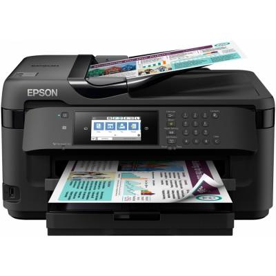 Epson WorkForce WF-7710DWF 4800 x 2400DPI Inyección de tinta A3 32ppm Wifi