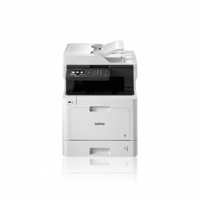 Brother MFC-L8690CDW 2400 x 600DPI Laser A4 31ppm Wifi multifuncional