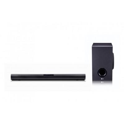 LG SJ2 Inalámbrico y alámbrico 2.1channels 160W altavoz soundbar