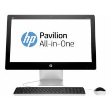 HP Pav 23-q102ns AiO (P1H45EA) | Equipo español | 1 año de garantía | Mota de polvo en la pantalla