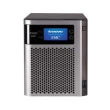 Lenovo TotalStorage Series EMC px4-300d 8TB 16 Camera Lic NAS Escritorio Ethernet Negro, Plata