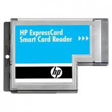 HP ExpressCard Smart Card Reader ExpressCard Metálico lector de tarjeta inteligente