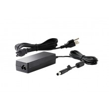 HP 65W Smart AC Adapter Interior 65W Negro adaptador e inversor de corriente
