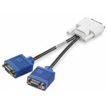 HP Kit de cables DMS-59 a DVI doble