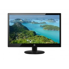 HP Renew 22kd 21.5-IN Display, 21.5 Inch (1920 x 1080), AC power cord, VGA cable - NO SOFT