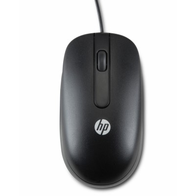 HP Ratón óptico USB con rueda de desplazamiento