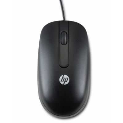 HP Ratón láser USB de 1000 ppp (QY778AA)