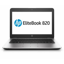 Portatil HP EliteBook 820 G4 | Tapa rayada