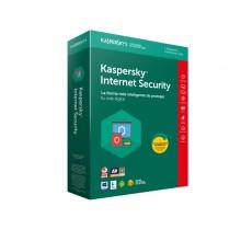 Kaspersky Lab Internet Security 2018 1usuario(s) 1año(s) Full license Español
