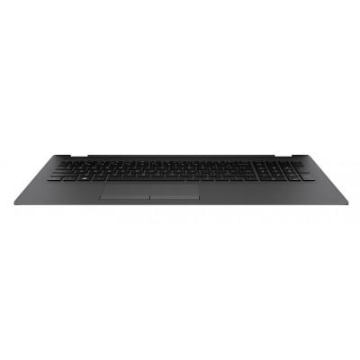 HP 929906-071 Carcasa inferior con teclado refacción para notebook