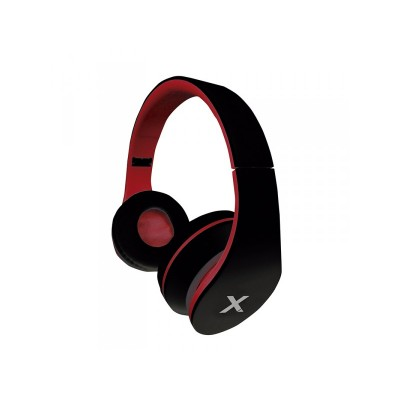 Approx DJ Jazz Negro, Rojo Supraaural Diadema auricular