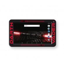 eSTAR Star Wars tablet Rockchip RK3126 8 GB Negro, Rojo