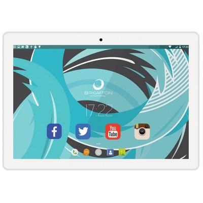 Brigmton BTPC-1024QC-B tablet Allwinner A64 16 GB Blanco