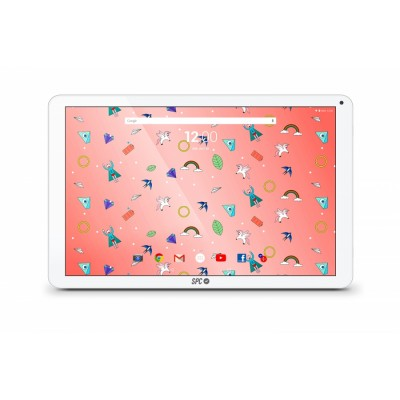 SPC HEAVEN 10.1 Gris/Blanco 9762264B tablet