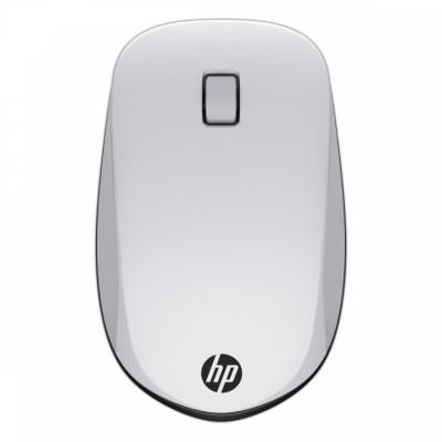 HP Z5000 ratón Bluetooth Óptico 1200 DPI Ambidextro Plata