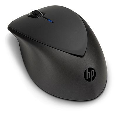 HP X4000b ratón Bluetooth Laser 1600 DPI Negro