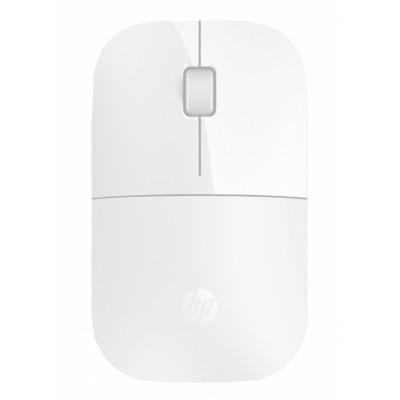 HP Z3700 ratón RF inalámbrico Óptico 1200 DPI Ambidextro Blanco