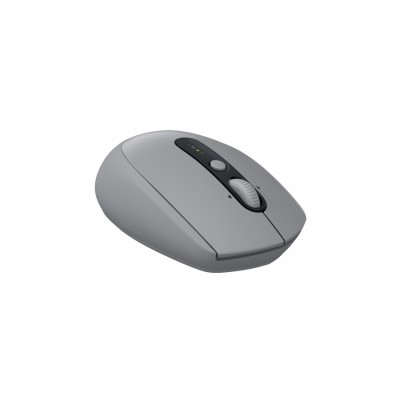 Logitech M590 ratón RF inalámbrica + Bluetooth Óptico 1000 DPI mano derecha Gris