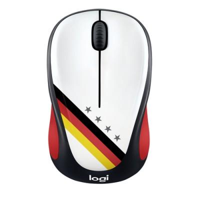 Logitech M238 ratón RF inalámbrico Óptico 1000 DPI Ambidextro Multi