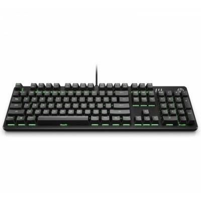 HP Pavilion Gaming Keyboard 500 USB Negro