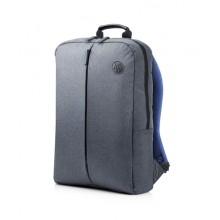 "HP 15.6 in Value Backpack 15.6"" Mochila Azul, Gris"