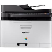 Impresora HP SL-C480FW 2400 x 600DPI