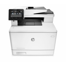 Impresora HP LaserJet Pro M477fdw