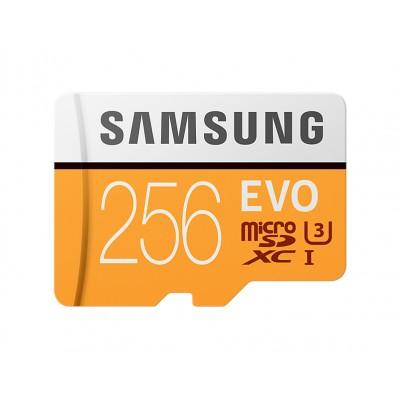 MicroSDXC 256 GB Clase 10 UHS-I