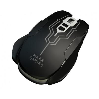ratón USB Mars Gaming MM216