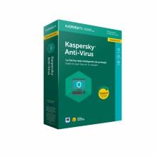 Seguridad y antivirus Full license 3 licencia(s) 1 año(s) Kaspersky Lab KL1171S5CFR-9 Español