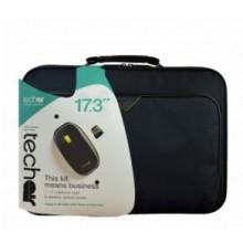 """Tech air TABX416R maletines para portátil 43,9 cm (17.3"""") Maletín Negro"""