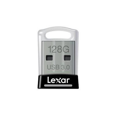 Unidad flash USB Lexar JumpDrive S45 128GB USB tipo A 3.0 (3.1 Gen 1) Negro, Plata