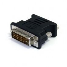 Adaptador Conversor DVI-I a VGA - DVI-I Macho - HD15 Hembra - Negro StarTech.com