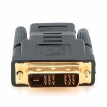 Adaptador de cable Negro Gembird A-HDMI-DVI-2