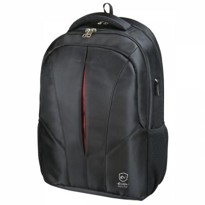 "Mochila Negro (16"") e-Vitta EVBP004750 maletines para portátil 40,6 cm"