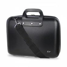 """Maletín Negro (15.6"""") e-Vitta Eva maletines para portátil 39,6 cm"""