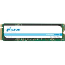 Unidad de estado sólido Micron 2200 M.2 512 GB PCI Express 3.0 3D TLC NVMe