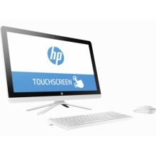 HP 24-g010ns AiO (X1B19EA) | Equipo español | 1 año de garantía | Mota de polvo en la pantalla