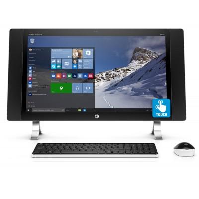 Todo en Uno HP ENVY 24-n070nz AiO   Motas de polvo en la pantalla