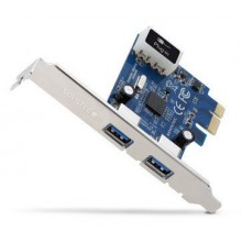 Soyntec PCI-Express USB3.0 tarjeta y adaptador de interfaz Interno