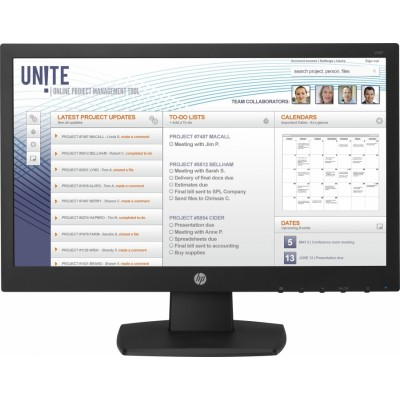 HP V197 18.5-IN LEDBlt Monitor (V5J61AA)