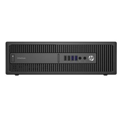 HP EliteDesk 800 G2 SFF (V1F45ES) | FreeDOS | 3 Años de Garantía | Chasis ligeramente rayado | Sin teclado
