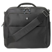 "HP Professional Series Topload Case 15.6"" Maletín Negro (AT886AA)"