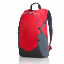 Lenovo ThinkPad Active Backpack Medium Nylon Gris, Rojo mochila (4X40E77337)