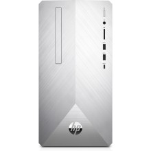 PC Sobremesa HP Pavilion 590-p0046ns - AMD Ryzen 5 2400G - 8 GB