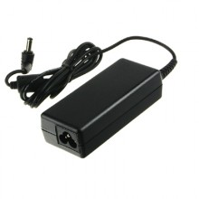 HP Smart AC power adapter (45 watt) adaptador e inversor de corriente Interior 45 W Negro