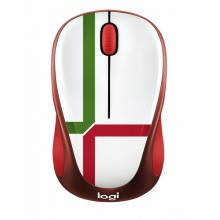 Ratón Logitech M238 con los colores de Portugal