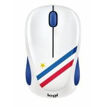 Ratón Logitech M238 con los colores de Francia